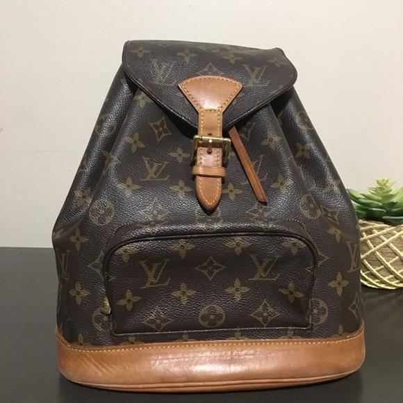 Louis Vuitton Handbags - Louis Vuitton backpack